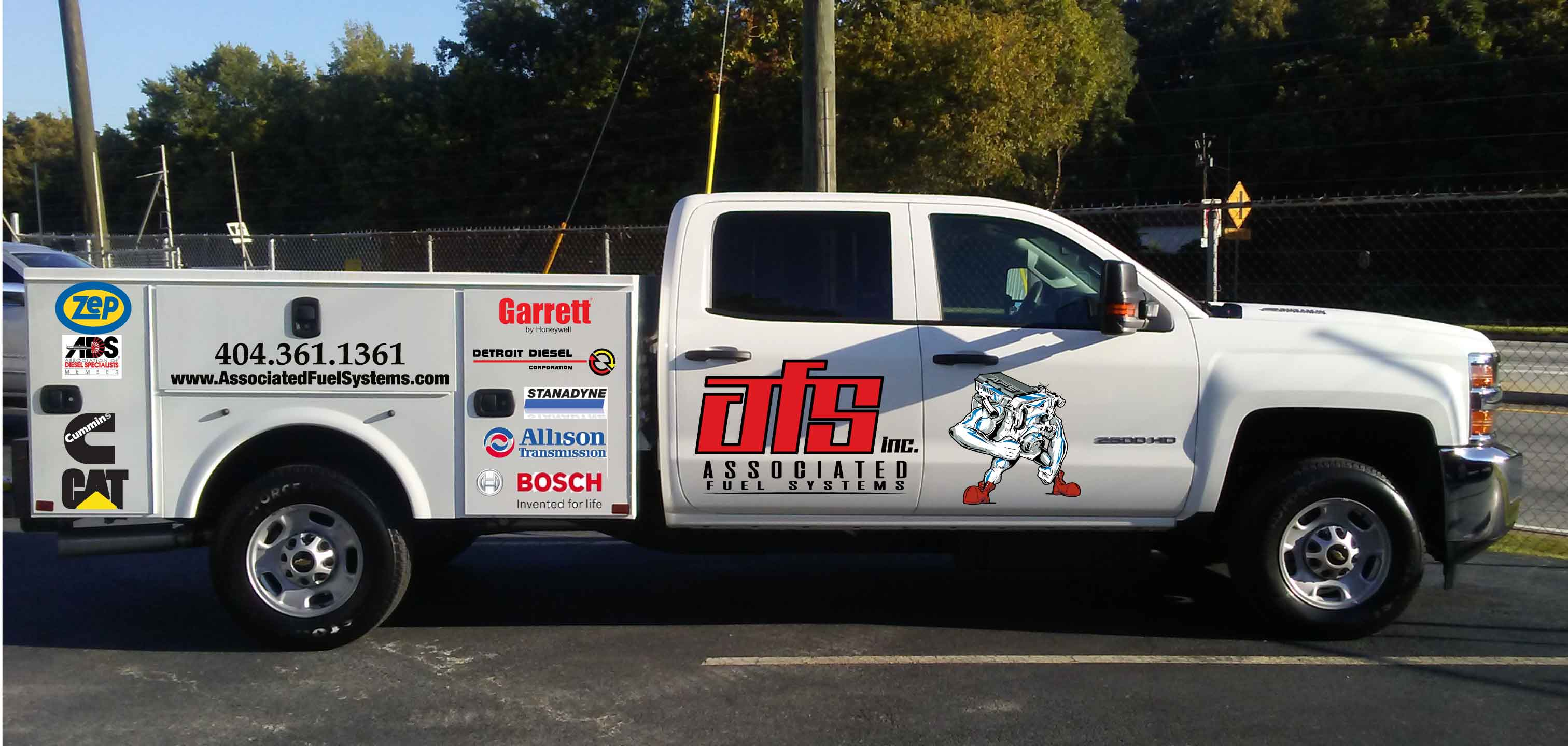 AFS – Associated Fuel Systems Inc  – Specializing in Diesel